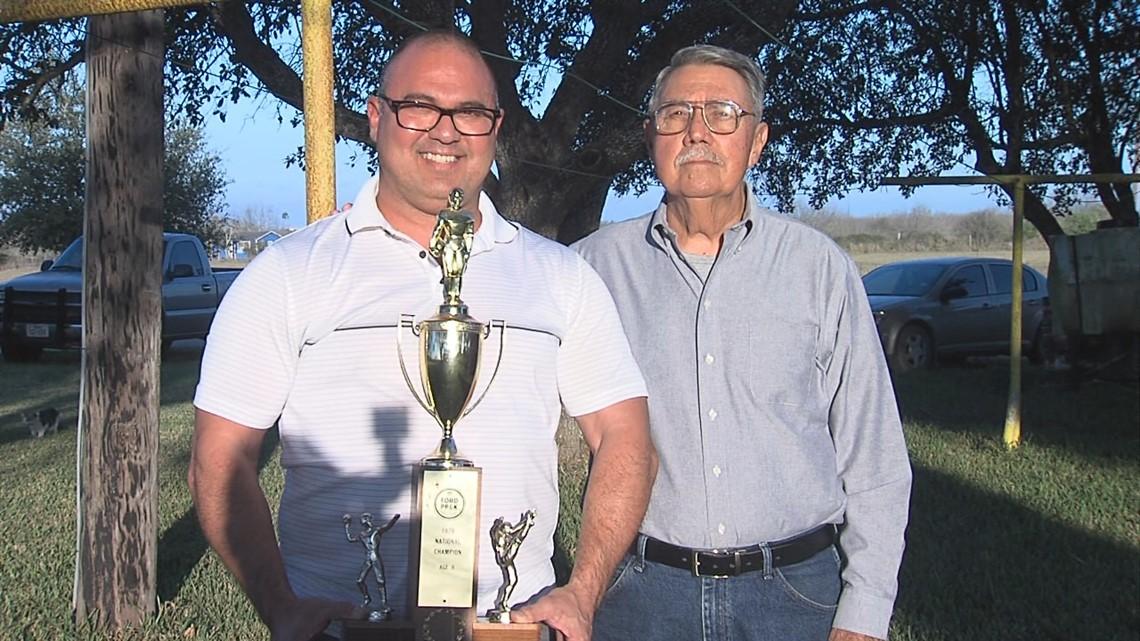 40th Anniversary of local Punt, Pass, and Kick Champion
