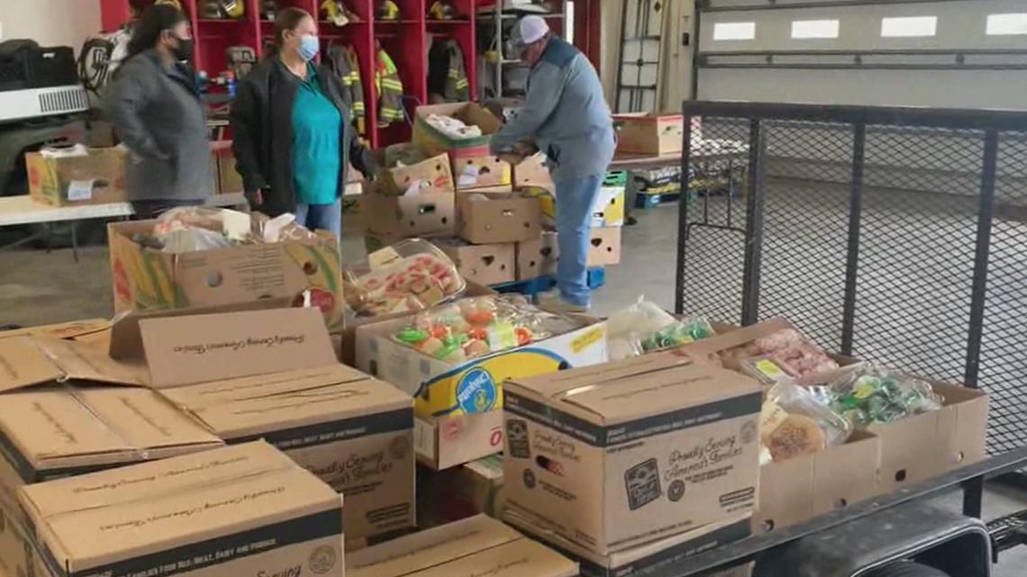 Coastal Bend Food Bank experiencing a shortage of volunteers