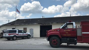 Mathis Volunteer Fire Department raising money for new brush truck