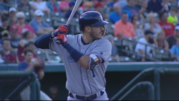 Correa hits homerun in Hooks loss to RoughRiders
