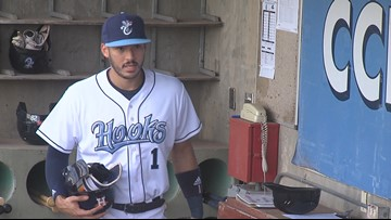 Correa Returns to Whataburger Field on Rehab Assignment
