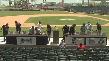 Boxing Event to be Held at Whataburger Field