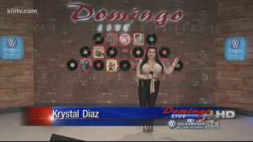"Krystal Diaz ""Adios Amor"""