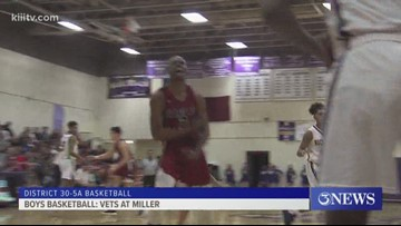 Veterans Memorial sweeps Miller in basketball double-header - 3Sports