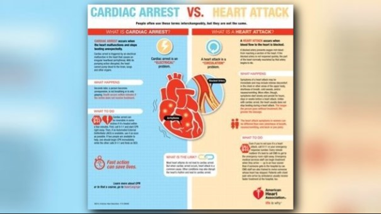 The study also noted that some firefighters who died from cardiac arrest suffered from an enlarged heart or increased wall thickness.