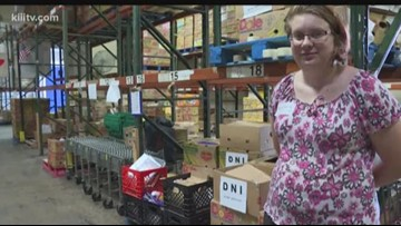 Someone to Know: Food Bank volunteer Angelica Boose