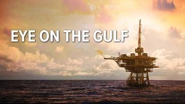 3News Storm Watch: Eye on the Gulf