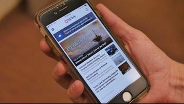 Get important alerts for Duval County with the KIII 3 News app