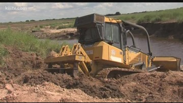 Residents get stuck on washed out roads in Duval County
