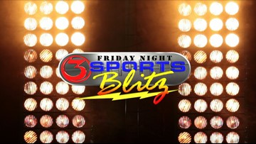 Friday Night Sports Blitz - Week 9 Scores & Highlights