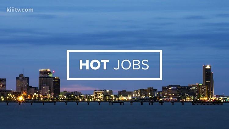 Hot Jobs: August 25, 2020