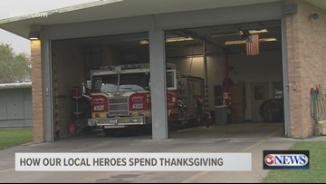 How local Corpus Christi heroes spend Thanksgiving