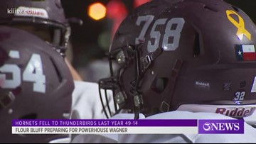 Flour Bluff looking for payback against state-ranked San Antonio Wagner - 3Sports