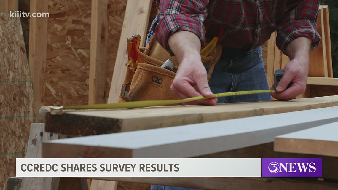 Unemployment rate sits at 8.8% in Corpus Christi, according to a recent survey