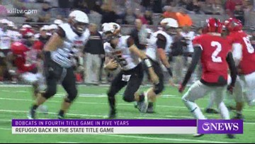 Refugio looking for another gold ball on Wednesday - 3Sports