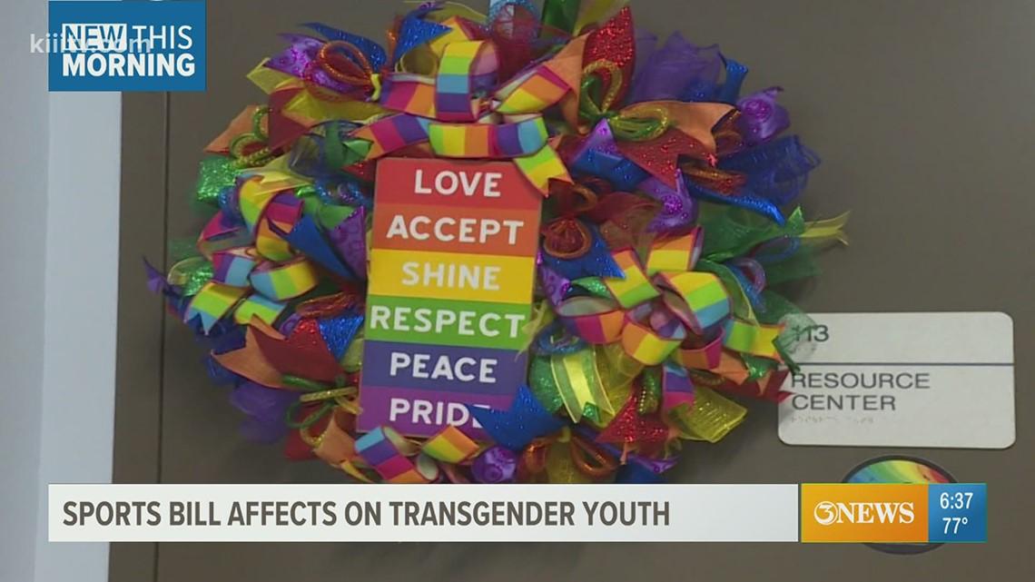 Youth sports agenda item impact on the transgender community
