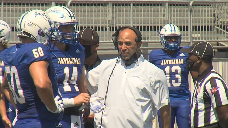 Javelinas fall to UTPB in lone spring home game