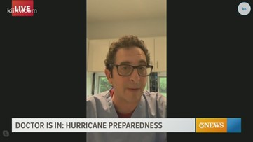 Doctor is In: Covid-19 and planning for hurricane season