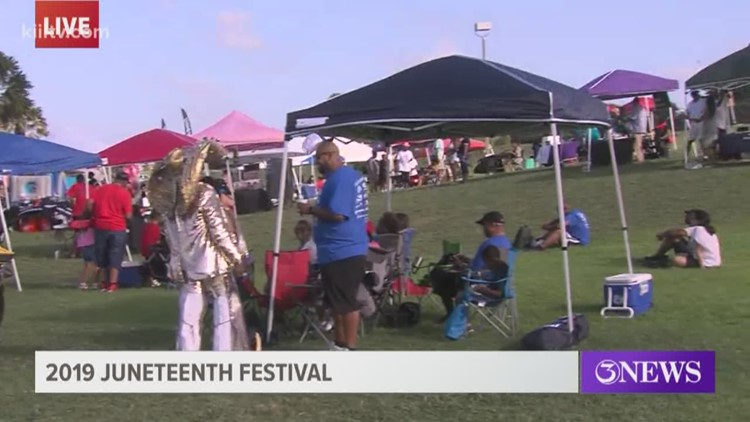 Second Annual 'Juneteenth for the Crest'