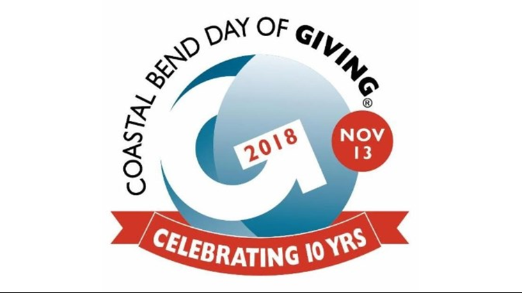 The 2018 Coastal Bend Day of Giving