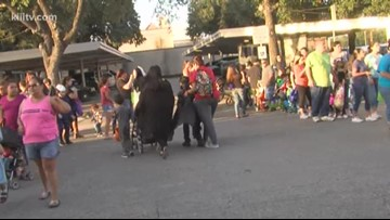 City of Alice hosts Halloween Bash downtown