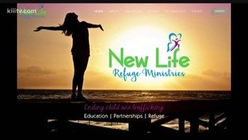Support New Life Refuge Ministries during the Coastal Bend Day of Giving