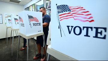 Early voting in Texas: Where to vote and what you're voting on