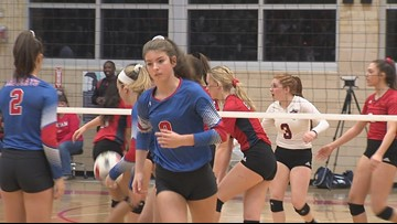 Volleyball Playoffs: Region Qtrs. Scores and Highlights