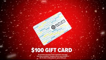 Outlets at Corpus Christi Bay Gift Card Giveaway