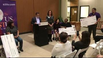 Christus Spohn gives support to nonprofits