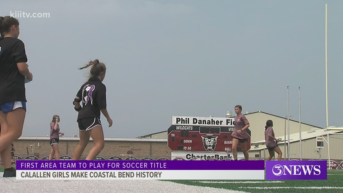 Calallen soccer ready to represent Coastal Bend on big stage - 3Sports