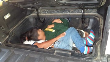 Border Patrol agents in Freer catch U.S. citizen smuggling illegal immigrants