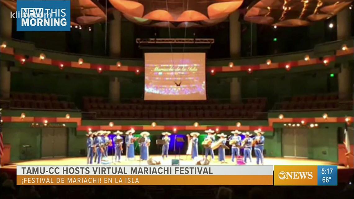 TAMUCC hosts virtual mariachi festival
