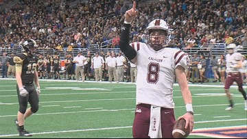 Calallen looking to upend #4 Marshall
