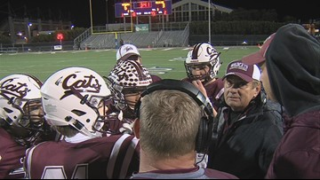 5A-II State Semifinal: Calallen edged by Marshall 19-17