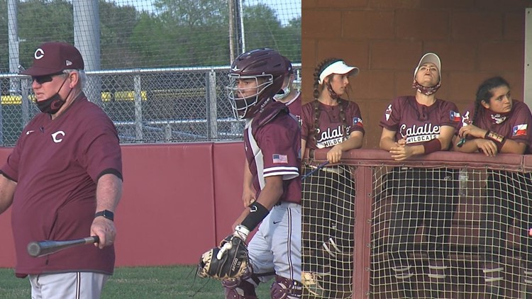 Calallen baseball and softball pulls off sweep of rival Tuloso-Midway