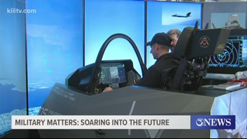 Military Matters: Soaring into the Future