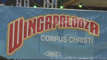 2019 Wingapalooza in Corpus Christi
