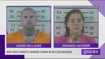 Kleberg County authorities provide new indictments on Butler homicide case