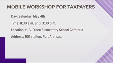 Nueces County Appraisal District hosting mobile workshop May 4