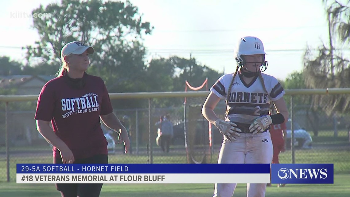 Flour Bluff softball and baseball win big games over Vets, Moody - 3Sports
