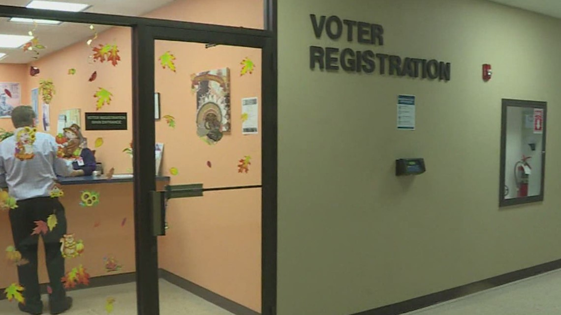 Are you registered to vote? If not, you can still do so before the runoff election