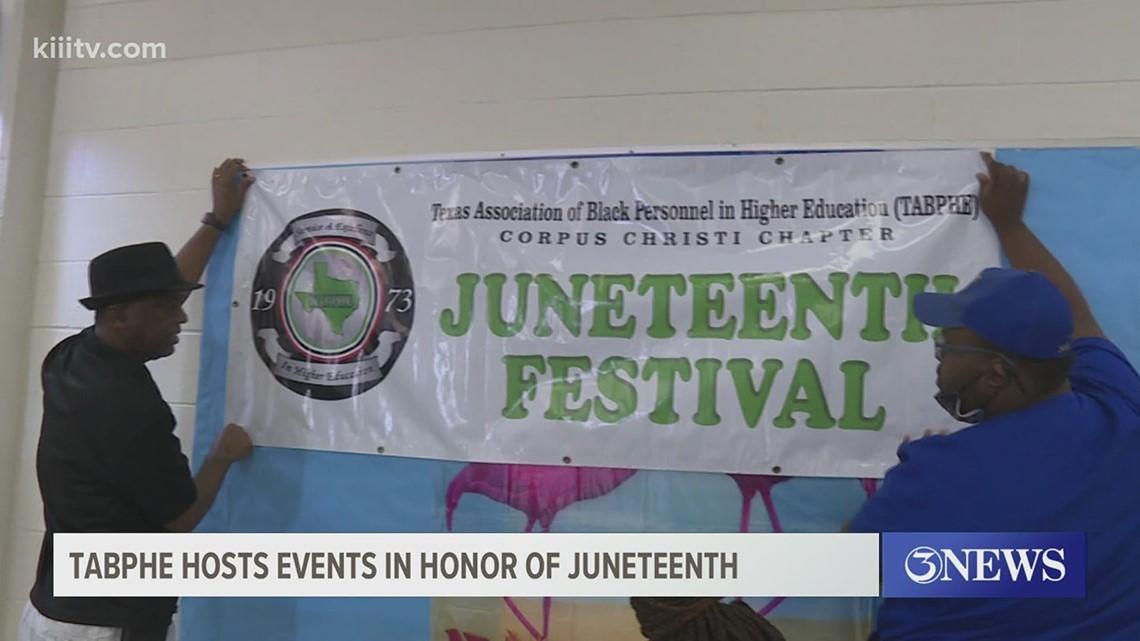 TABPHE Corpus Christi hosts Juneteenth poster contest and college fair