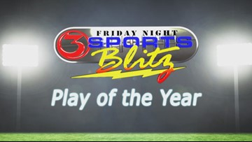 Alice's Salas wins Blitz Play of the Year honor