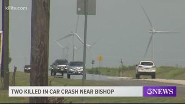 Two killed in crash near Bishop identified