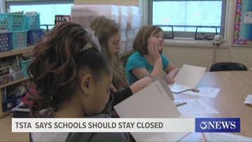 TSA says schools should stay closed for the rest of the school year