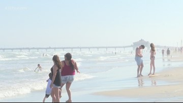 Dr is in: Beach injury prevention