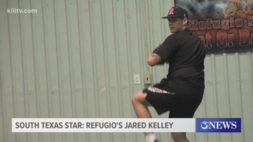 South Texas Star: Refugio's Jared Kelley - 3Sports