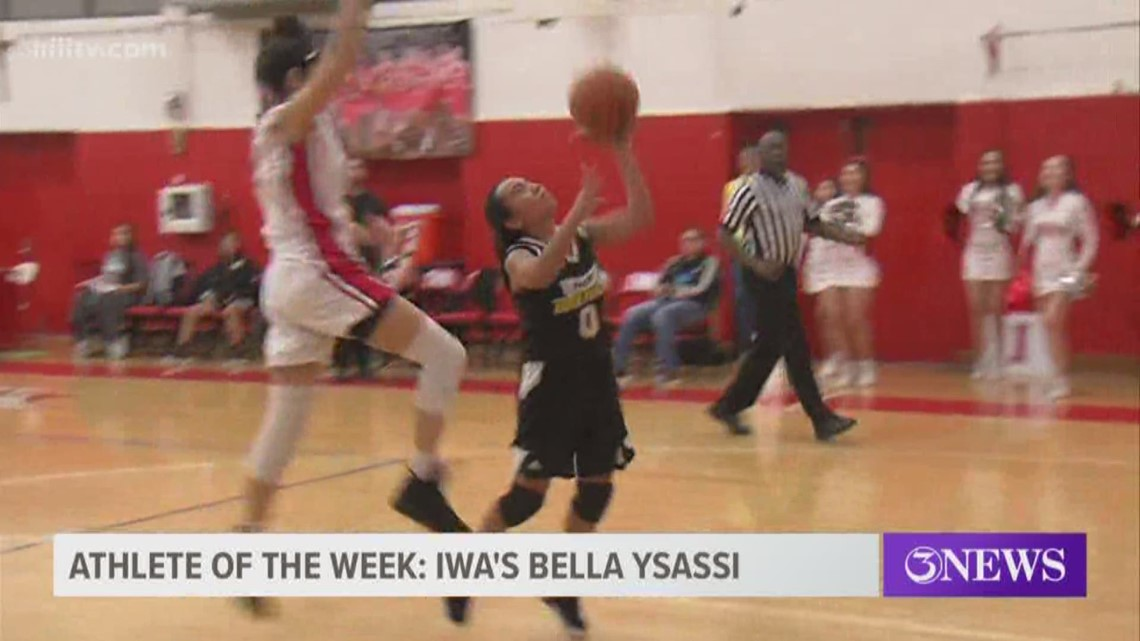Athlete of the Week: Bella Ysassi - 3Sports