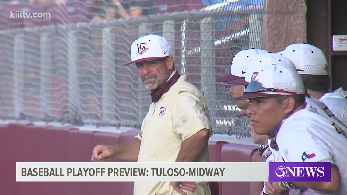 Baseball Playoff Preview: Tuloso-Midway looks to make a run in 4A - 3Sports